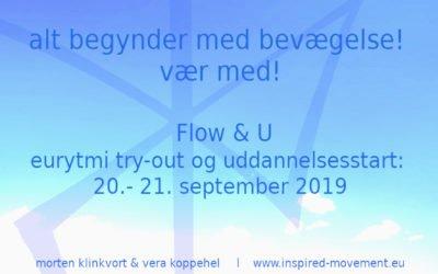 UDDANNELSES-START 20.9.2019
